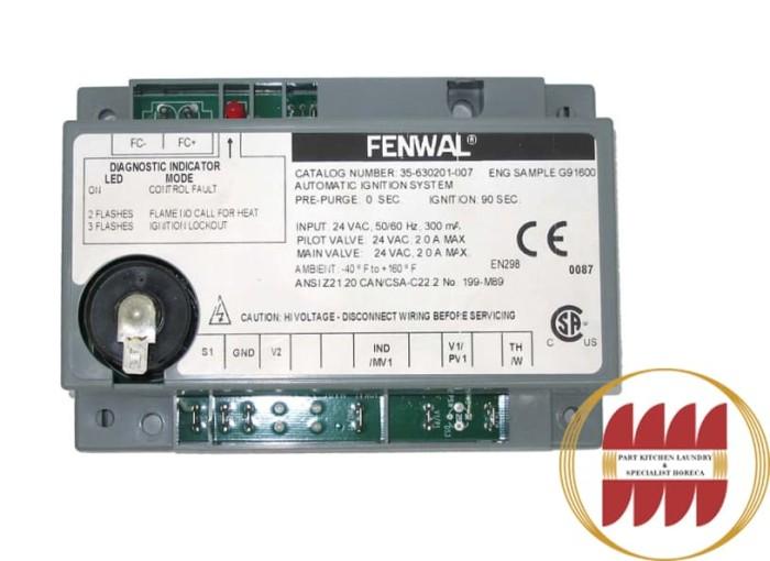 Fenwal Ignition Module Wiring Diagram