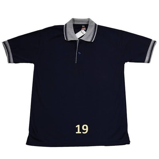 68 Koleksi Desain Baju Polos Item Gratis Terbaik
