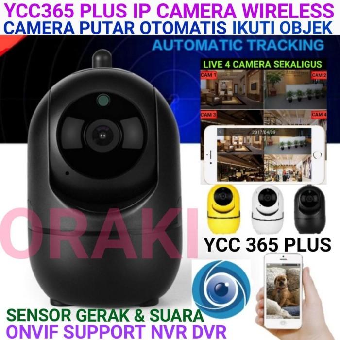 Jual Ip Camera Wireless Mini ONVIF Auto Tracking Xiaomi Yi dome Killer -  Hitam - Jakarta Barat - Oraki | Tokopedia