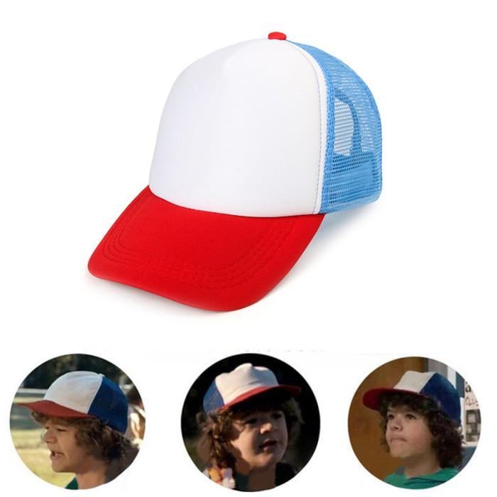 ad30f426ca0f2 Jual Takerlama Stranger Things Drama Cosplay Snapback Caps Baseball ...