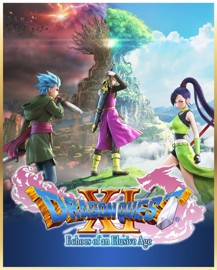 Jual Dragon Quest Xi Echoes Of An Elusive Age 8 Dvd Kab