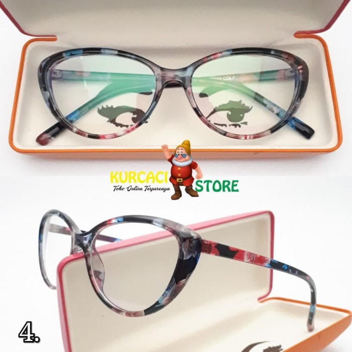 Jual Frame Kacamata Cat Eye Sabyan 2306 Fashion Branded Murah Bisa ... f23ccda860