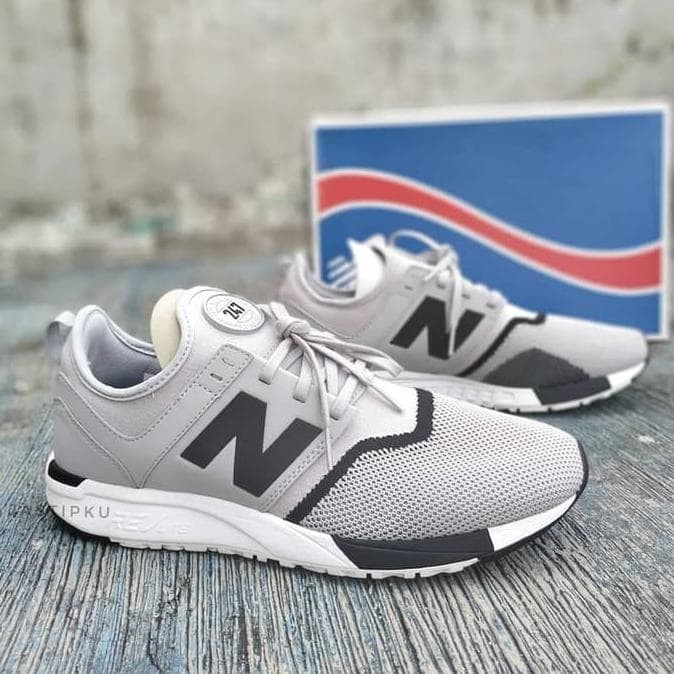 Jual Sepatu Sneakers Nb New Balance Original Bnib Big Size - Grey ... ad05bc3138