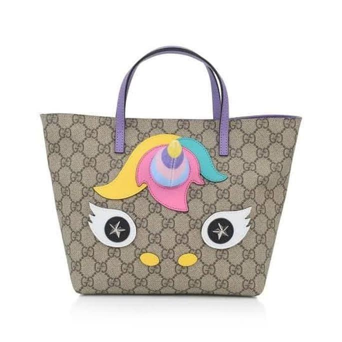 5d1e86aab Jual Gucci Tote Bag Unicorn - abadioutlet | Tokopedia