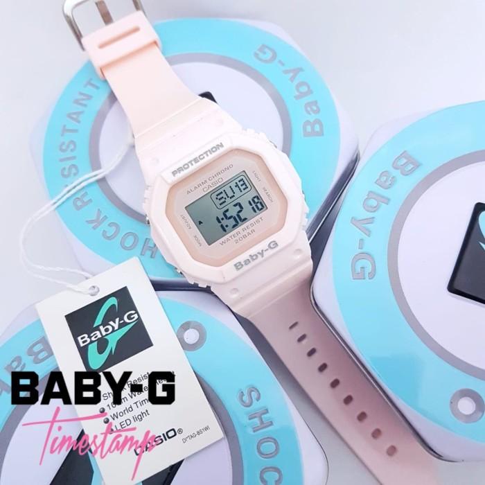 Foto Produk Jam Tangan Wanita Merk Casio Baby G Type : BGD-560 Pink Free Box WI1 dari Watch Icon Indonesian
