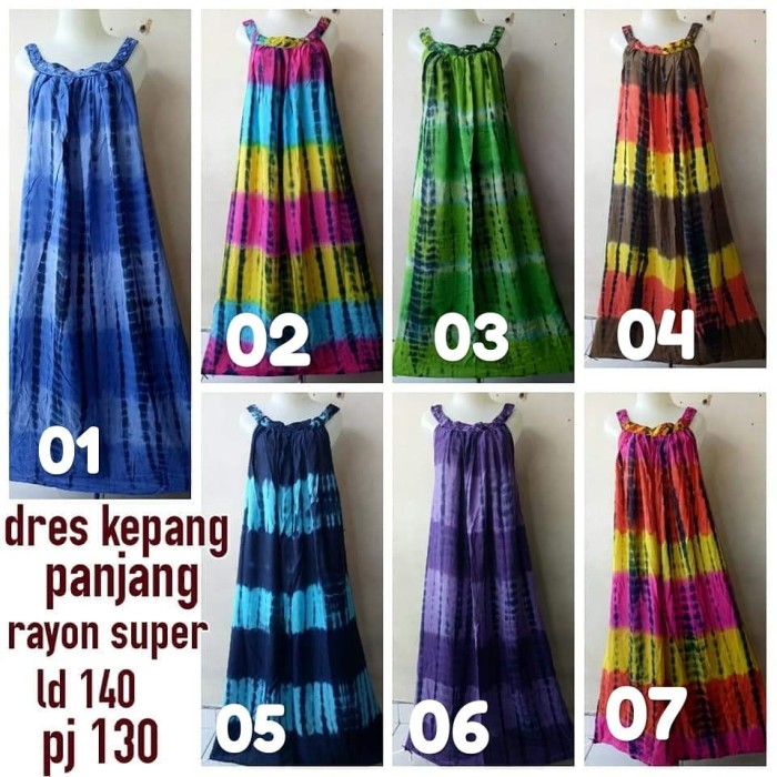 Foto Produk DRESS KEPANG PANJANG dari Mukena Bali - Vina Mode