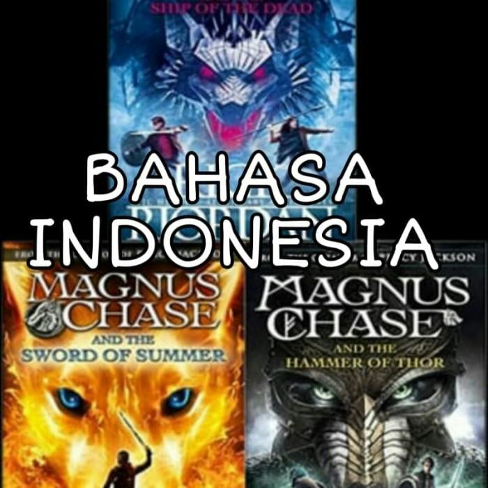 Ebook Rick Riordan Bahasa Indonesia