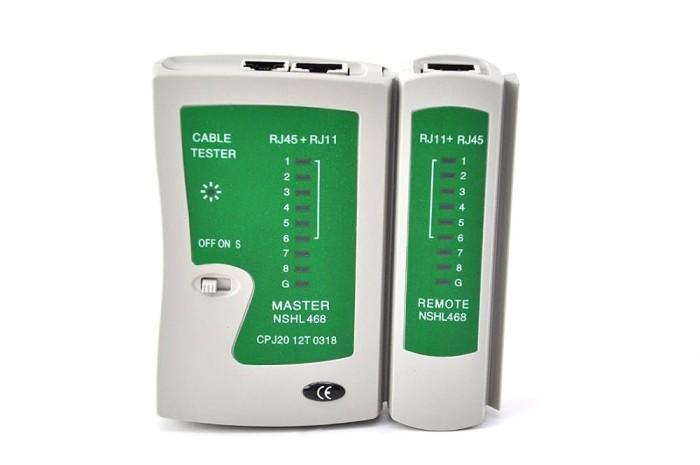 Foto Produk LAN Tester Alat Cek Kabel LAN Pendeteksi Aliran dan Jaringan Komput dari Jo&Is Online