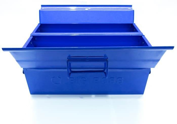 harga Toolbox besi 2 susun big boss tool bos besi bb-st007 Tokopedia.com