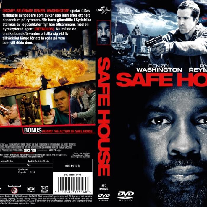 Jual Film Dvd Safe House 2012 Movie Collection Film Koleksi Jakarta Barat M Collector Tokopedia