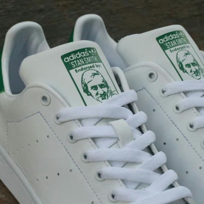 Jual Adidas Stan Smith Original Putih, 41 Kota Tangerang Selatan Ara Original Sneakers   Tokopedia