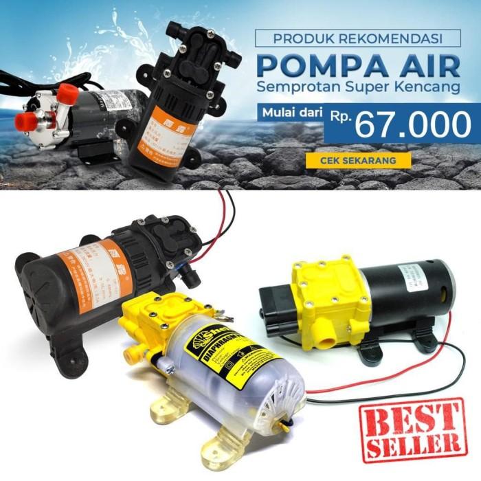 Jual Free Ongkir Pompa Air Tekanan Tinggi Super Kencang Utk Cuci Mobil Jakarta Timur Pangshopj Tokopedia