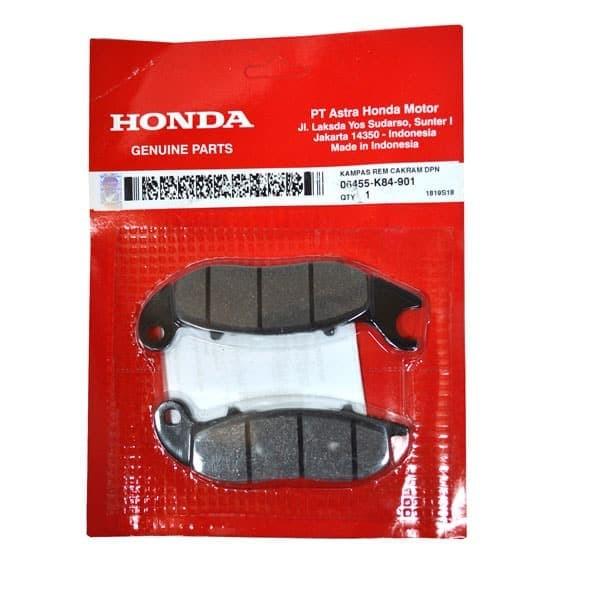 Foto Produk Kampas Rem (Pad Set FR Brake) – CRF 150L K84 dari Honda Cengkareng