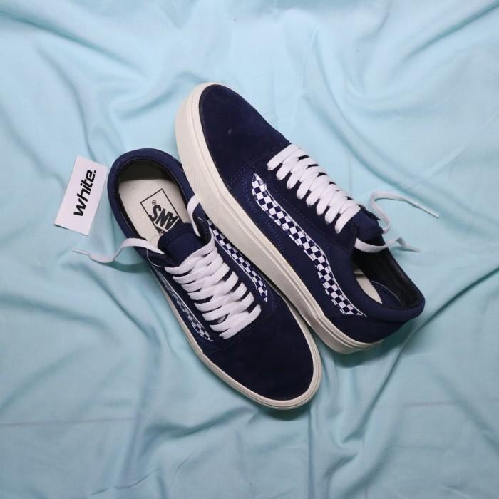 56426a985e Jual sepatu vans old skool black white icc cek harga di PriceArea.com