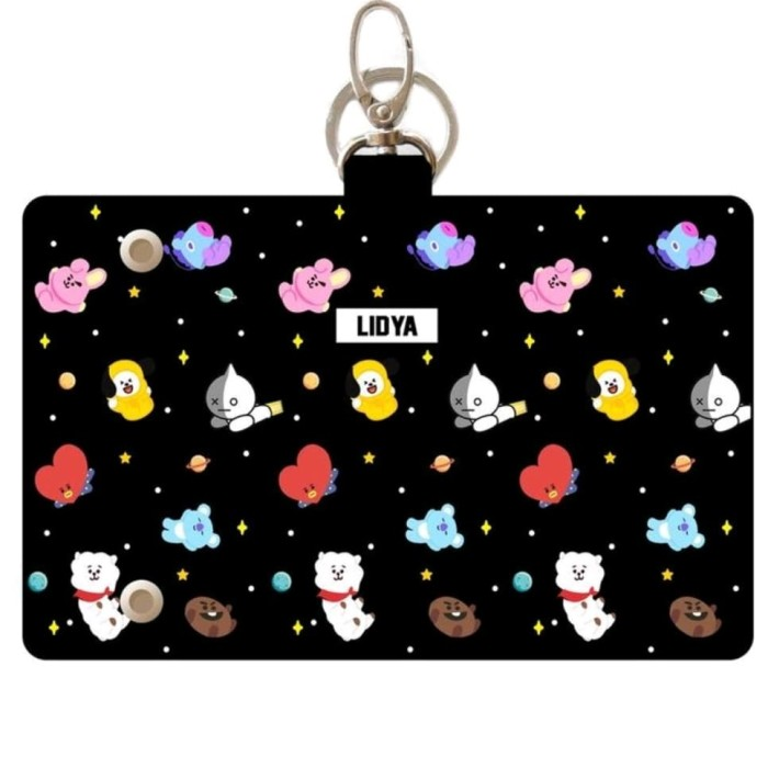 Foto Produk dompet kunci mobil bt21 dari LadyAna Shop