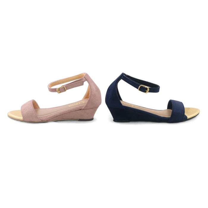 harga Alivelovearts viktoria wedges fashion sepatu wanita -  40 Tokopedia.com