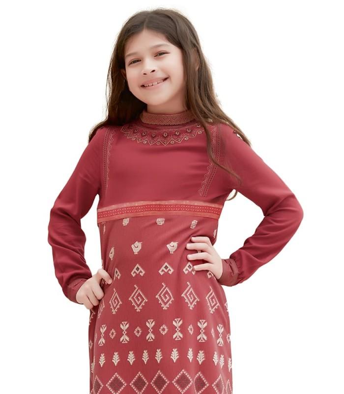Foto Produk Sophie Paris Pakaian Wanita Heterotheca Maroon- DLHCM2S - 3-4 tahun, Maroon dari Megan by Sophie Paris