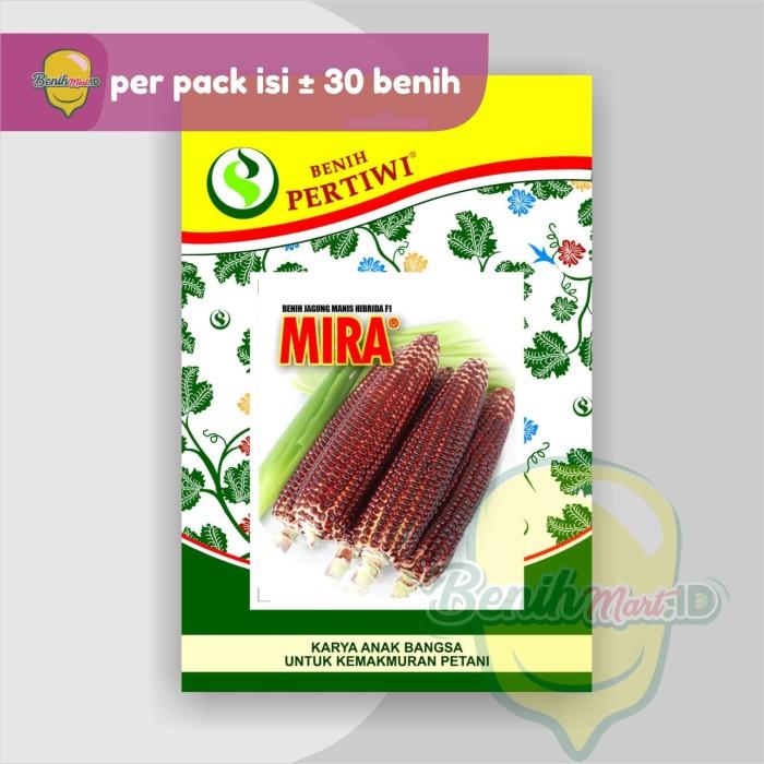 Foto Produk Benih Jagung Manis Hibrida Merah MIRA dari benihmart.id