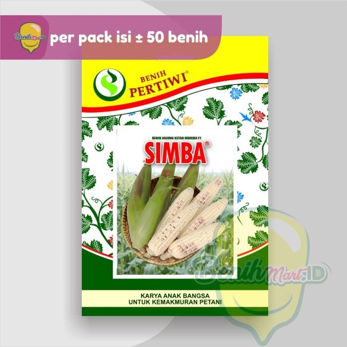 Foto Produk Benih Jagung Ketan Hibrida Dua Warna (Putih Ungu) SIMBA dari benihmart.id