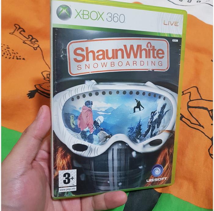 Foto Produk ShaunWhite Snowboarding (Xbox 360, PAL) dari Jual Game Xbox