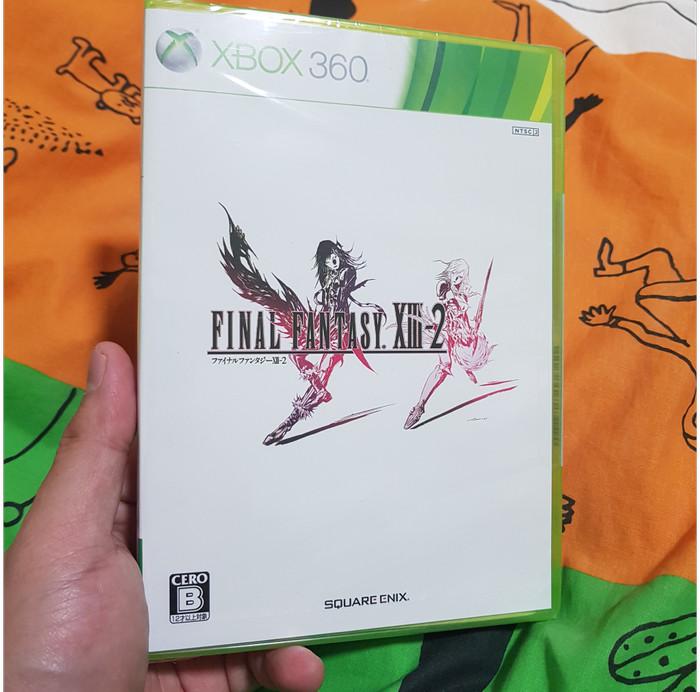 Foto Produk Final Fantasy XIII-2 (Xbox 360, 2012, NTSC-J Only) dari Jual Game Xbox