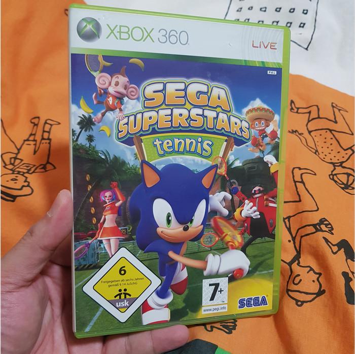 Foto Produk Sega Superstars Tennis (Xbox 360, PAL) dari Jual Game Xbox