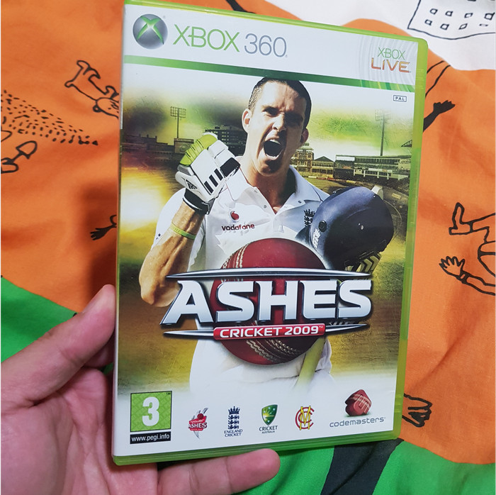 Foto Produk Ashes Cricket 2009 (Xbox 360, PAL) dari Jual Game Xbox