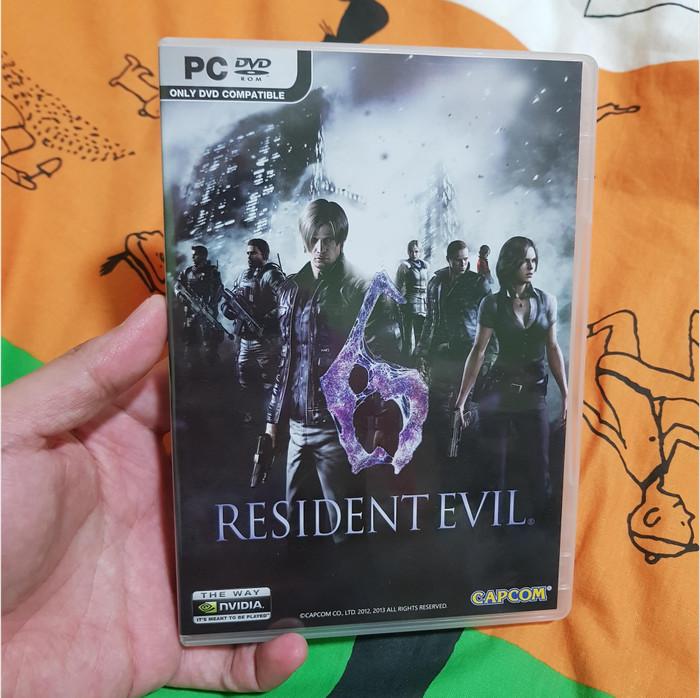 Foto Produk Resident Evil 6 dari Jual Game Xbox