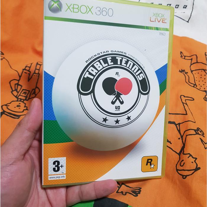 Foto Produk Rockstar Table Tennis (Xbox 360, PAL) dari Jual Game Xbox