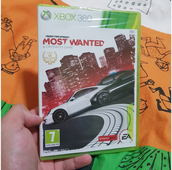 Foto Produk Need for Speed: Most Wanted - A Criterion Game (No Region Protect) dari Jual Game Xbox