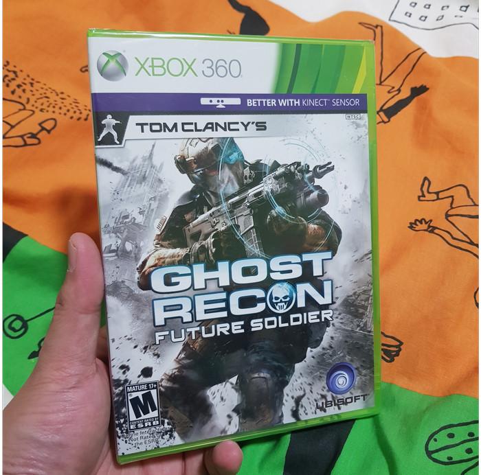 Foto Produk Tom Clancy's Ghost Recon: Future Soldier (US, NTSC U/C) dari Jual Game Xbox