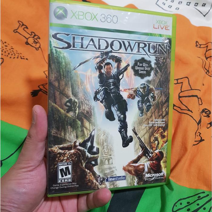 Foto Produk Shadowrun (Xbox 360, 2007, NTSC) dari Jual Game Xbox