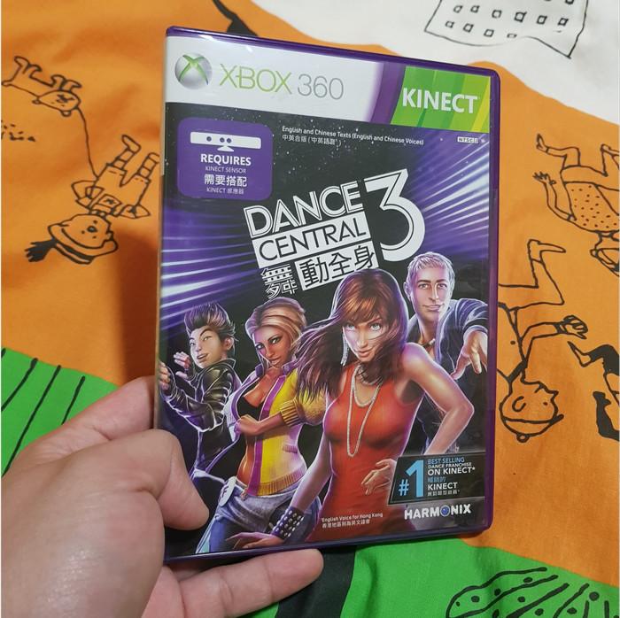Foto Produk Dance Central 3 (Xbox 360, NTSC-J) dari Jual Game Xbox