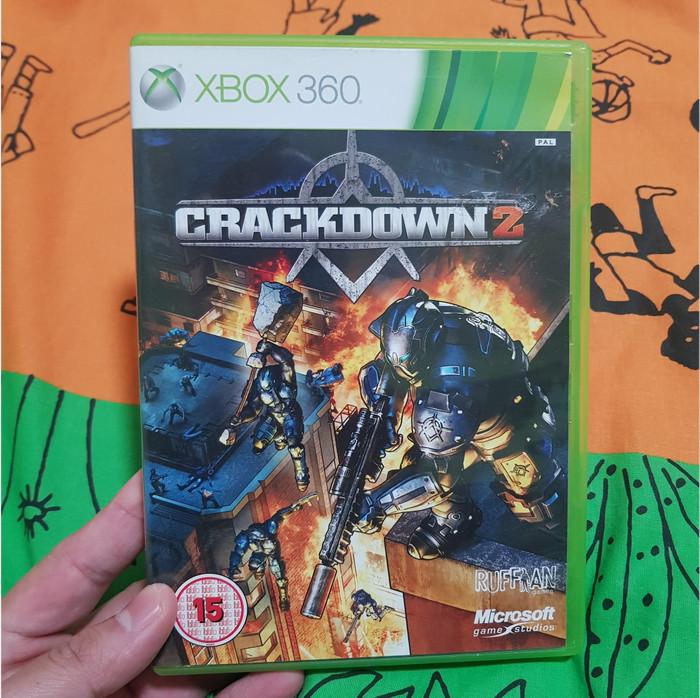 Foto Produk Crackdown 2 (Xbox 360, 2010) dari Jual Game Xbox