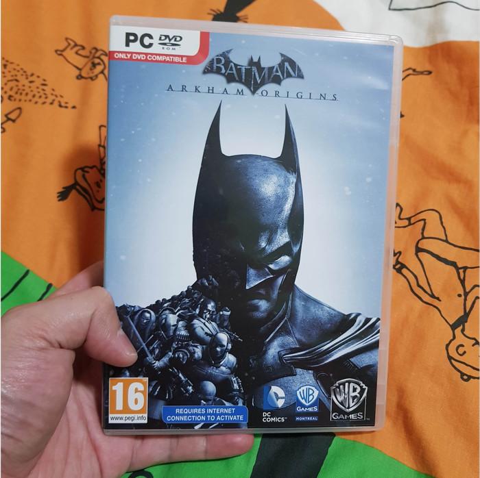 Foto Produk Batman: Arkham Origins dari Jual Game Xbox