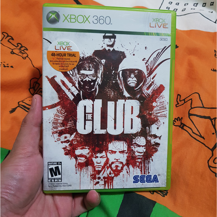 Foto Produk The Club (Xbox 360, 2008, NTSC) dari Jual Game Xbox