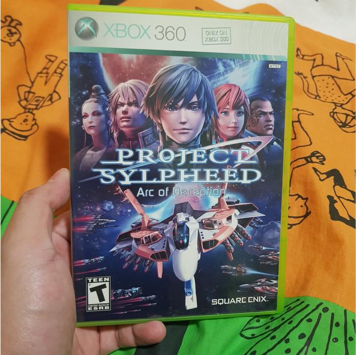 Foto Produk Project Sylpheed (Xbox 360, 2007, NTSC) dari Jual Game Xbox
