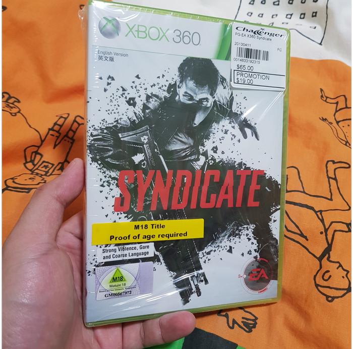Foto Produk Syndicate (US, No Region Protection, 2012) dari Jual Game Xbox