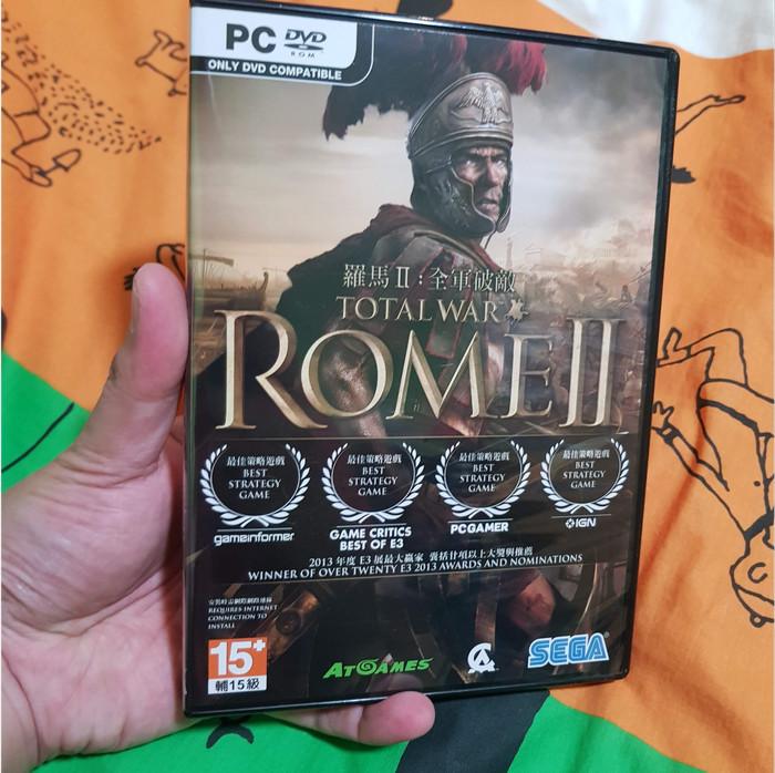 Foto Produk Total War: Rome II dari Jual Game Xbox
