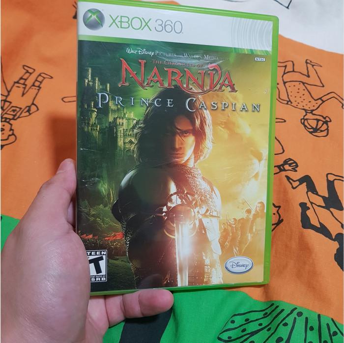 Foto Produk The Chronicles of Narnia: Prince Caspian (Xbox 360,2008, NTSC) dari Jual Game Xbox