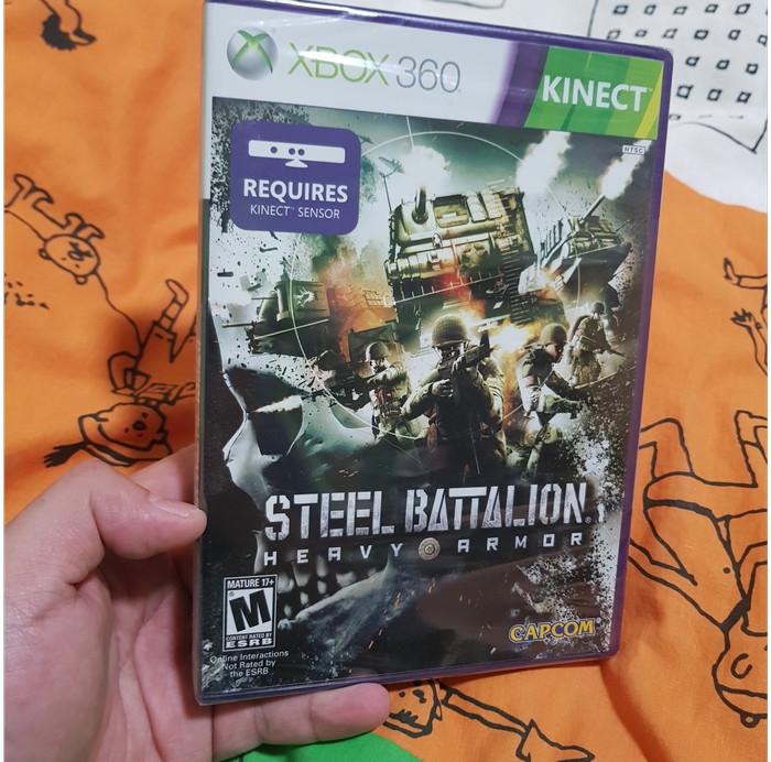 Foto Produk Steel Battalion: Heavy Armor (Xbox 360, 2012, US, No Region Protect) dari Jual Game Xbox
