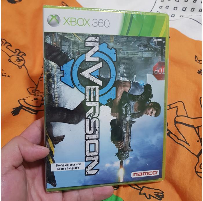 Foto Produk Inversion (Xbox 360, 2012) dari Jual Game Xbox
