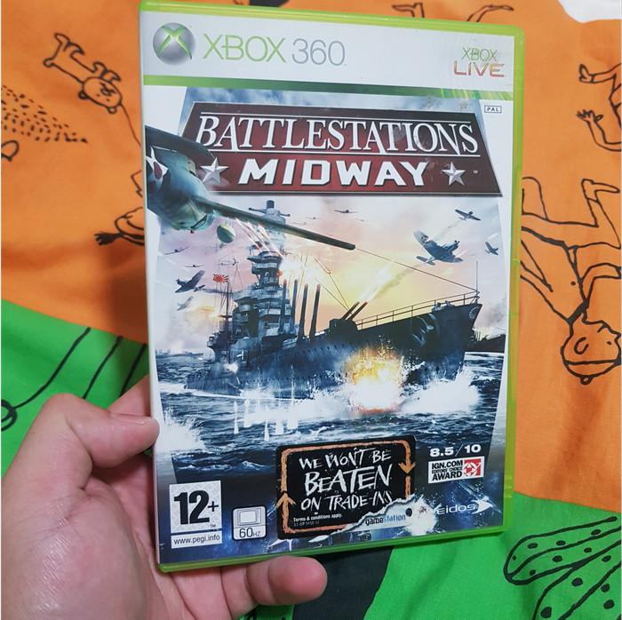 Foto Produk Battlestations: Midway (Xbox 360, 2007, PAL) dari Jual Game Xbox