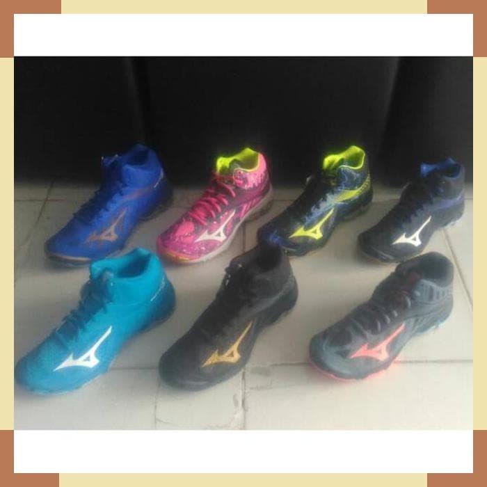 Jual MIZUNO WLZ 4 MID - Indo Sport .Id  a17a704229