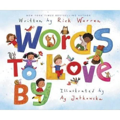 harga Words to love by by rick warren Tokopedia.com
