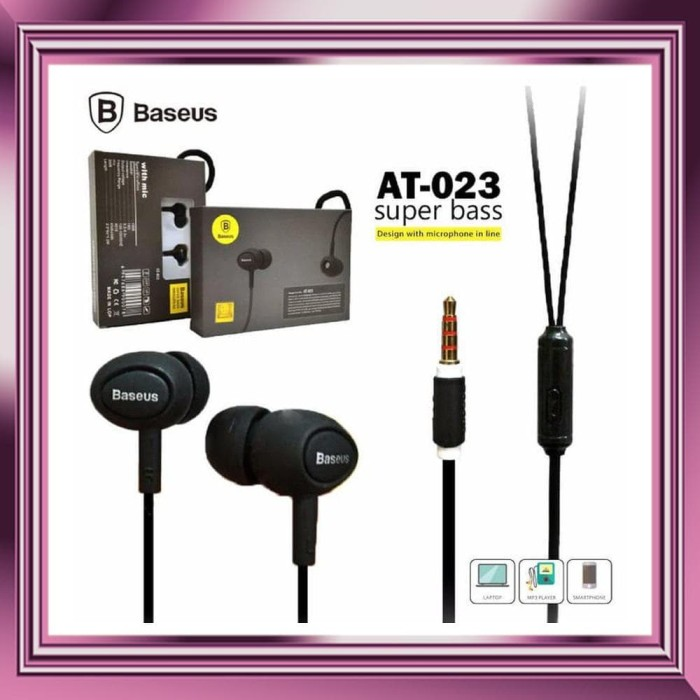 Earphone Beasus AT023