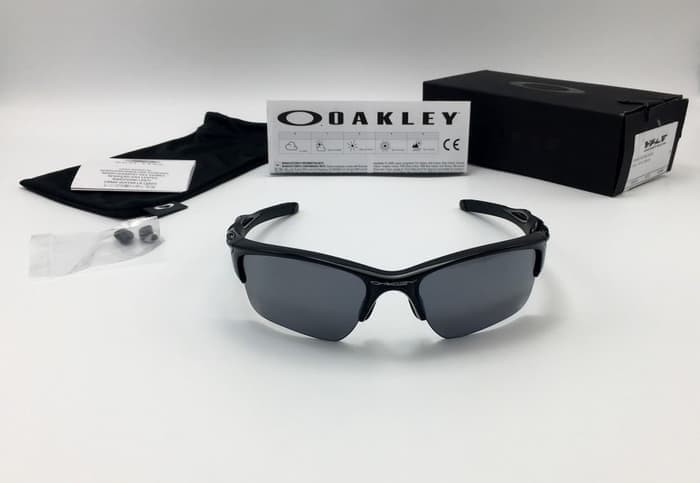 Half Jacket 2 0 >> Oakley Half Jacket 2 0 Xl Men S Sunglasses 9154 01 Polished Black