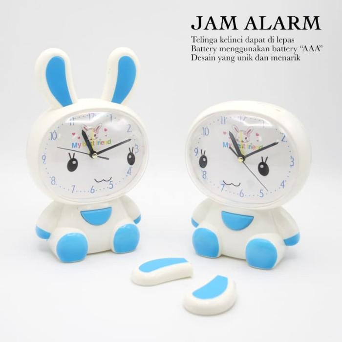 harga Jam weker motif kelinci kado souvenir unik jk-dcnz-1950 Tokopedia.com