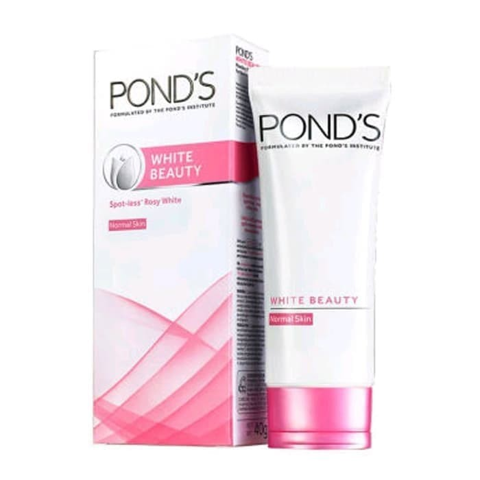 KOSMETIK ONLINE SHOP - Ponds White Beauty Spotless Rosy White Day