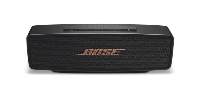 harga Bose soundlink mini ii limited edition bluetooth speaker original bnib - tembaga Tokopedia.com